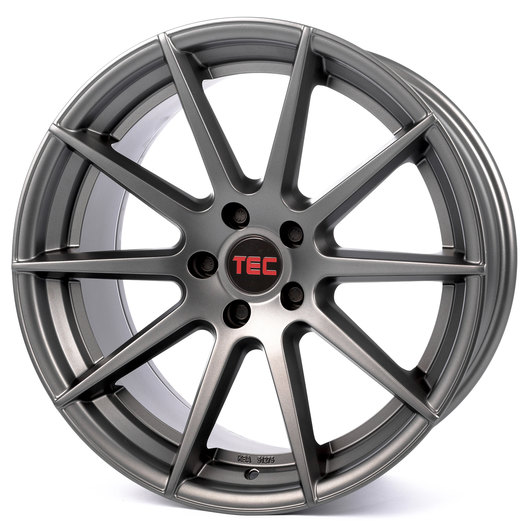 Tec Speedwheels GT-7 gun metal