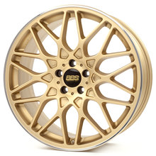 BBS RX-R gold matt
