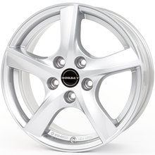 Borbet TL 5-Spoke brilliant silver