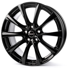 Borbet RE black glossy