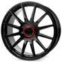 K80 Wheels Mk.1 black