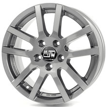 MSW 22 Grey Silver